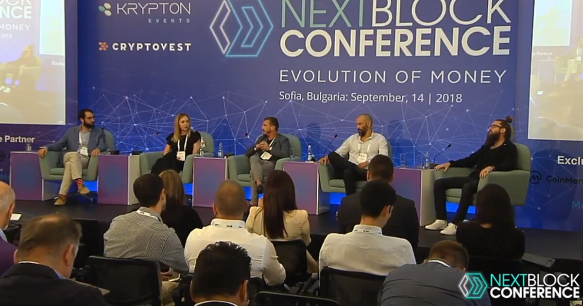 NEXT BLOCK Sofia | Panel discussion